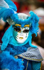Rosheim, France: Venetian Carnival Mask