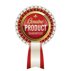 Sale Badge. Luxury Sale Badges.  Premium Sales Tag. Genuine Product, Guaranteed.