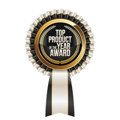 Sale Badge. Luxury Sale Badges.  Premium Sales Tag. Top Product of Year. Award.