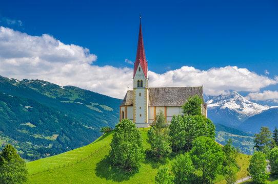 Sankt Pankraz im Zillertal, Österreich