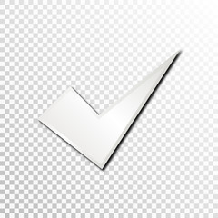 Empty white paper plate base for text. Simple form card on transparent background