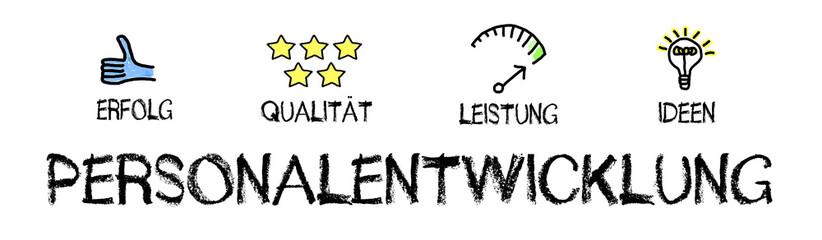 Personalentwicklung - Ausbildung, Weiterbildung, Fortbildung, Qualifizierung in der Personalwirtschaft