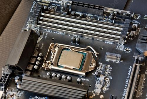 M moire pc ordinateur de bureau stock photo and royalty for Bureau ordinateur