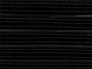 texture of pleat fabric for background.