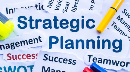 Strategic Planning Banner