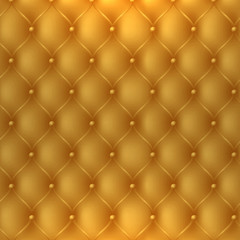 golden upholstery fabric texture, cab be used as luxury or premium invitation background