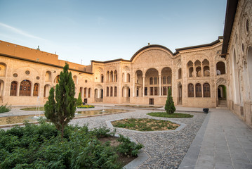 Tabatabaei House in Kashan, Iran