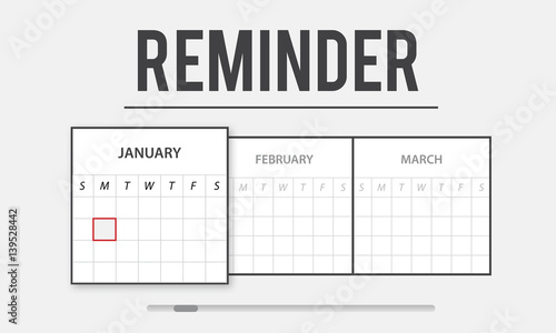 Weekly Reminder Calendar : Quot reminder agenda appointment calendar daily stock photo