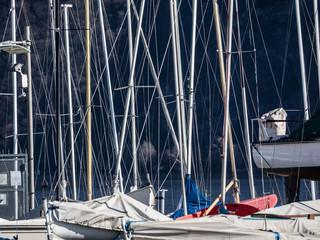 un porto sicuro per le barche a vela