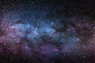 Night time sky