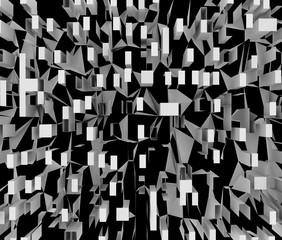 データの空間のイメージ