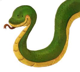 serpiente para niños