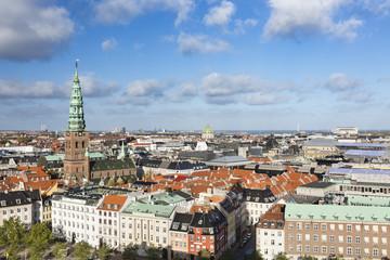Copenhagen View, Denmark