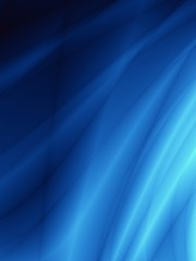Card blue smooth velvet abstract silk background