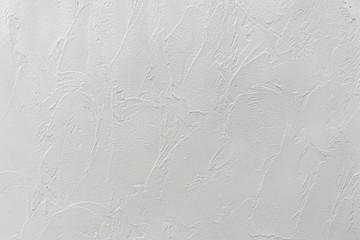 ユニークな白い壁 Material of the unique white wall