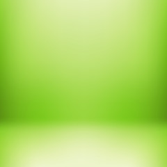 Green Studio Background