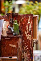 Montmartre painters place du Tertre canvas