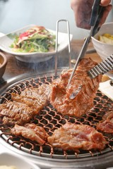 Marinated Grilled Spareribs