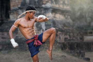 Martial arts of Muay Thai,Thai Boxing, Muay Thai.