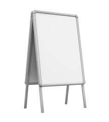 Sidewalk Blank Whiteboard