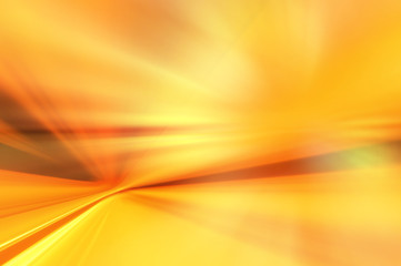 Abstract background in yellow and orange colors