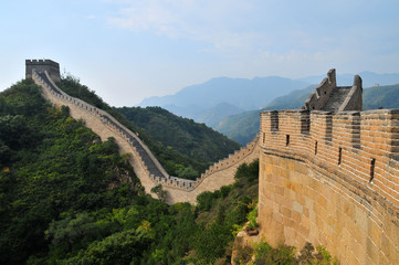Fotobehang Chinese Muur CHINA Great Wall