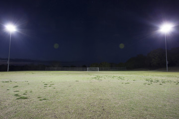 Bright Playing Field