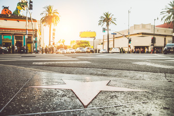 Walk of Fame, Hollywood