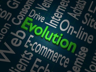 Evolution du commerce