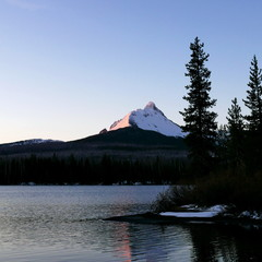 Morning light on Mt. Washington