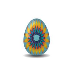 Easter Flower Egg