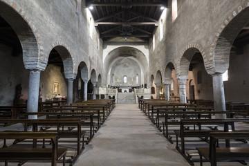Agliate Brianza (Italy): historic church