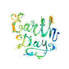 EARTH DAY. April 22