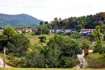 Las Terrazas in Pinar del Rio Province, Cuba
