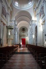 Basilica di San Domenico interior, Bologna, Italy