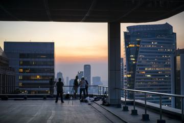 photographer Skyscraper