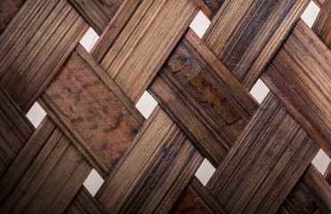 Old  planks of wood as wooden background texture