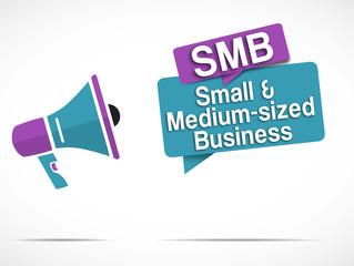 megaphone : SMB