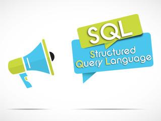 megaphone : SQL as Structured Query Language