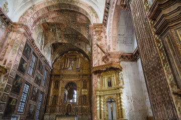 Saint Francis of Assisi church, Old Goa, India.