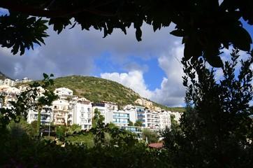 kaş, ville cotière de Turquie