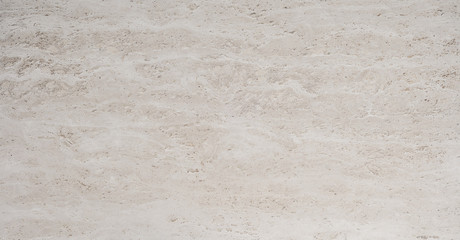 Beige travertine stone background texture for design
