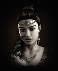 Maya, 3d CG