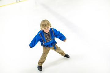 Little skater.