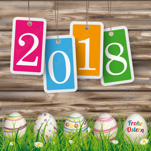 """""""Ostern 2018"""" Stock image and royalty-free vector files on ..."""