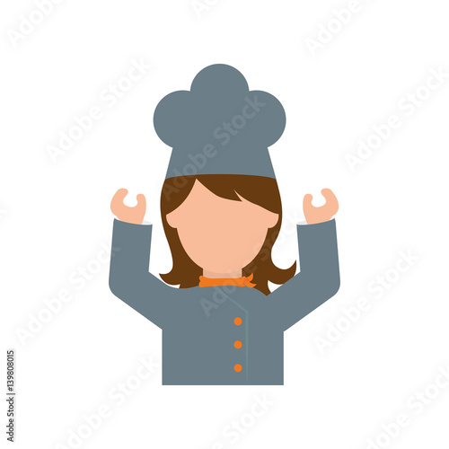 Graphic Design Cartoon Character : Quot chef cartoon character icon vector illustration graphic