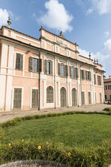 Varese (Italy):  Palazzo Estense, hosting the town hall