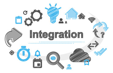 Integration | Scribble Concept