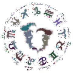 Gemini zodiac sign 13 characters