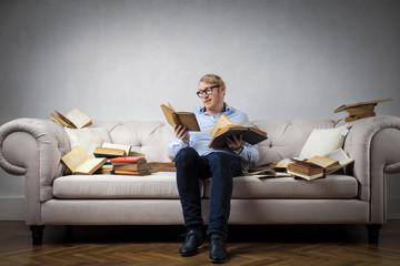 Passionate reader